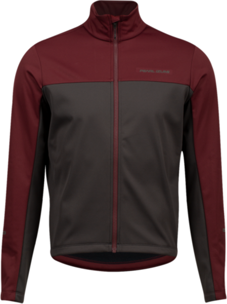 Pearl Izumi Quest AmFIB Jacket Color: Garnet/Phantom