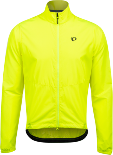 Pearl Izumi Quest Barrier Jacket - Men's Color: Screaming Yellow