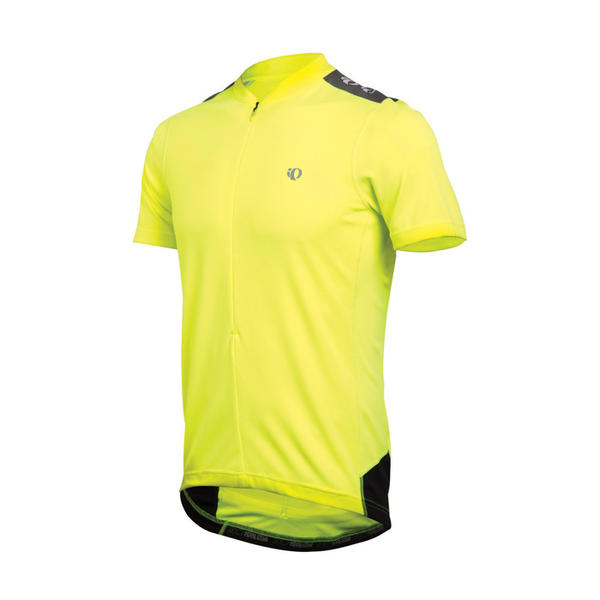 Pearl Izumi Quest Jersey Color: Screaming Yellow/Black