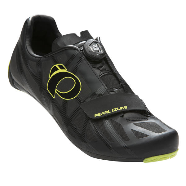 Pearl Izumi Race RD IV Color: Black/Lime Punch