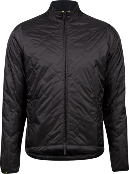 Pearl Izumi Rove Insulated Jacket Color: Phantom/Black