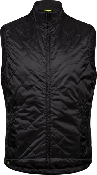 Pearl Izumi Rove Insulated Vest Color: Black/Phantom