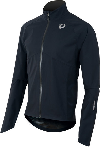 Pearl Izumi Men's SELECT Barrier WxB Jacket Color: Black / Black