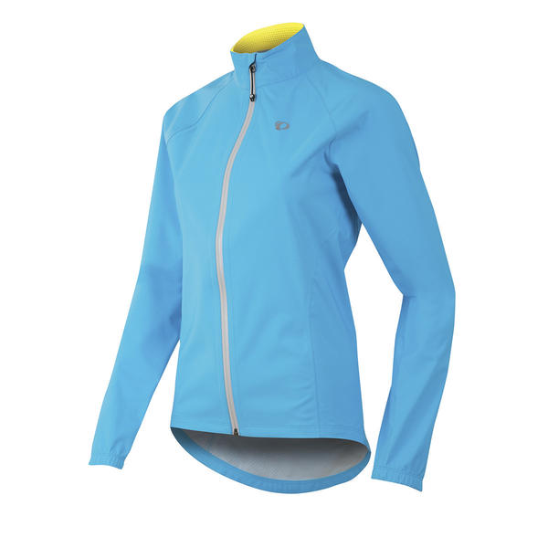 Pearl Izumi Select WxB Jacket - Women's Color: Blue Atoll