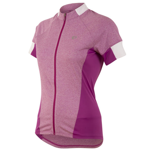 Pearl Izumi SELECT Escape Short Sleeve Jersey - Women's Color: Purple Wine