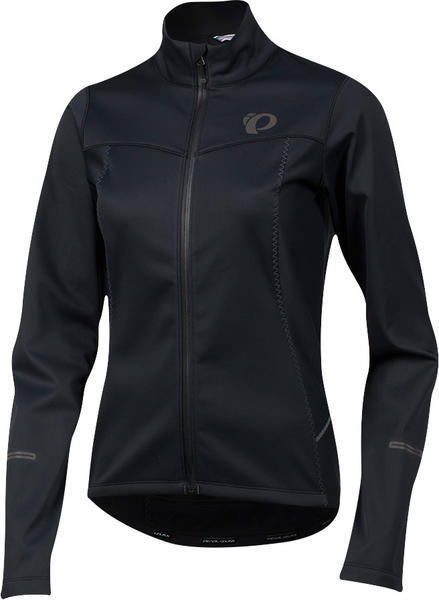 Pearl Izumi Women's SELECT Escape Softshell Jacket Color: Black