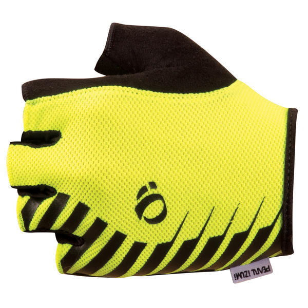 Pearl Izumi Select Gloves Color: Screaming Yellow/Black