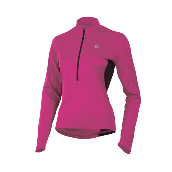 Pearl Izumi Select LS Jersey - Women's Color: Berry