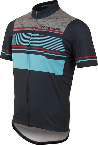 Pearl Izumi Men's SELECT LTD Jersey Color: Drift Eclipse Blue