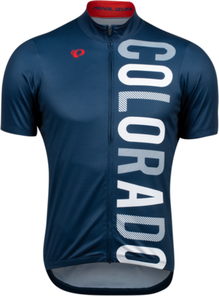 Pearl Izumi Men's SELECT LTD Jersey Color: Homestate 2020