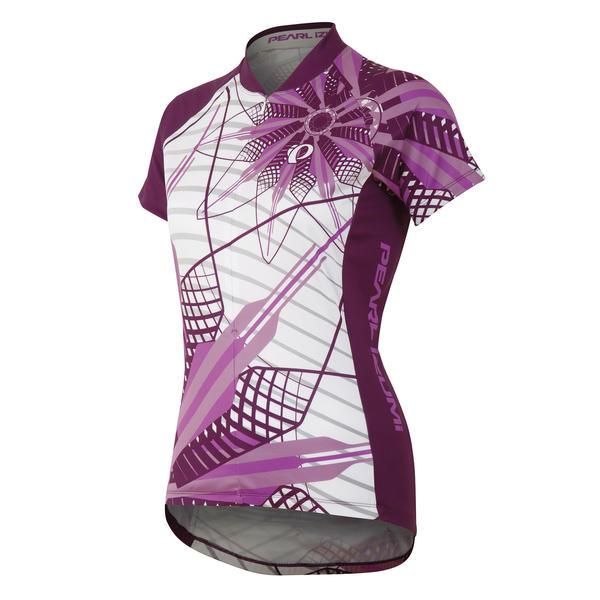 Pearl Izumi Select LTD SS Jersey - Women's Color: Flower Meadow Mauve