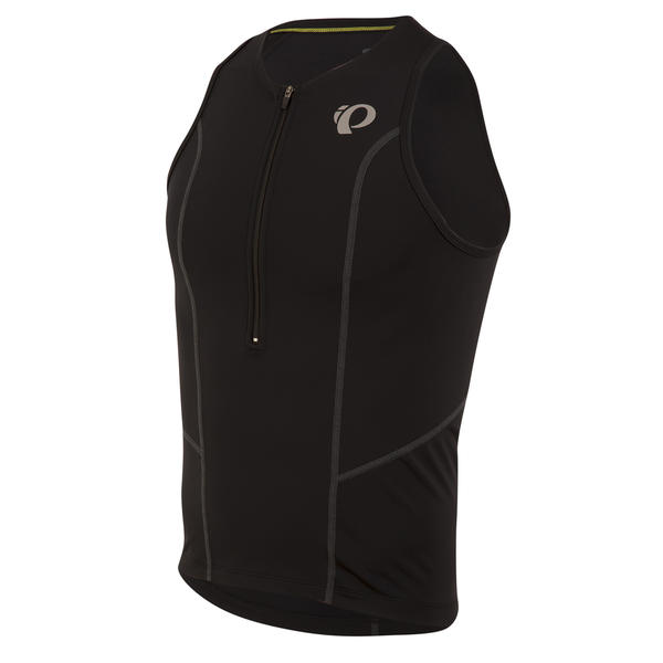 Pearl Izumi Men's SELECT Pursuit Tri Singlet Color: Black
