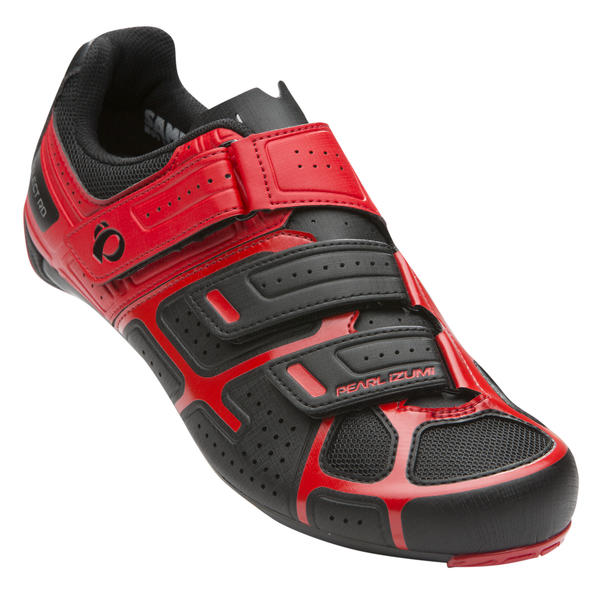 Pearl Izumi SELECT RD IV Color: Black/True Red