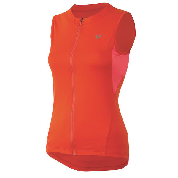 Pearl Izumi SELECT Sleeveless Jersey - Women's Color: Mandarin Red