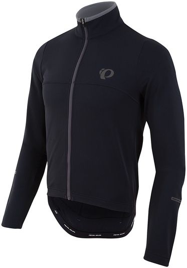 Pearl Izumi Men's SELECT Thermal Jersey Color: Black