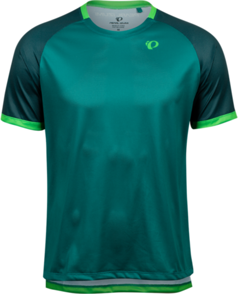 Pearl Izumi Men's Summit Top Color: Alpine Green/Pine
