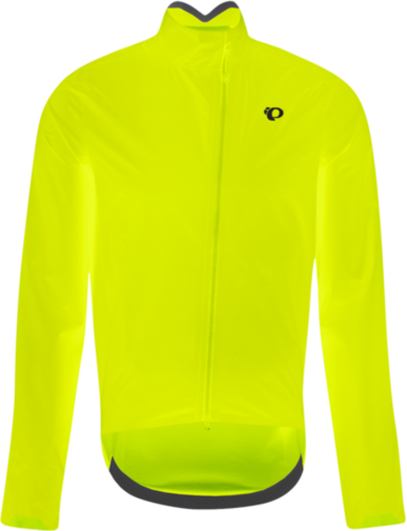 Pearl Izumi Men's Torrent WXB Jacket Color: Screaming Yellow/Phantom