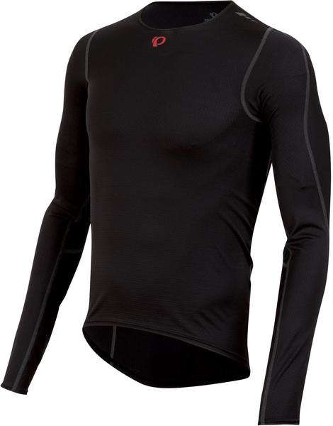 Pearl Izumi Transfer Long Sleeve Base Layer Color: Black