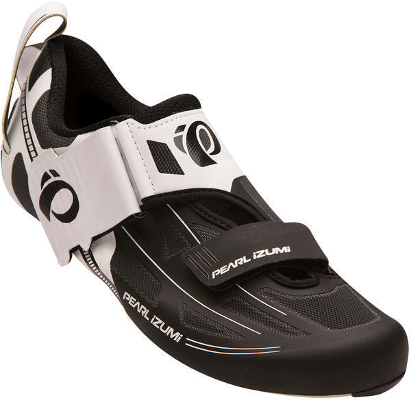 Pearl Izumi Men's Tri Fly ELITE v6 Color: White / Black
