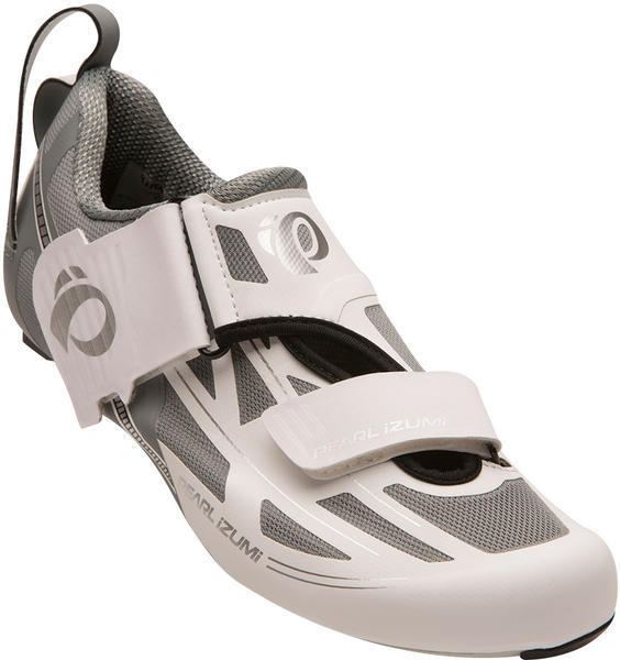 Pearl Izumi Women's Tri Fly ELITE v6 Color: White / Silver
