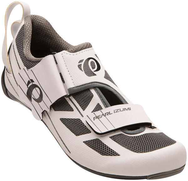 Pearl Izumi Women's Tri Fly SELECT v6 Color: White / Shadow Grey
