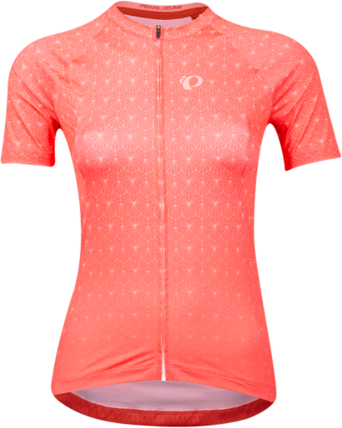Pearl Izumi Women's INTERVAL Jersey Color: Atomic Deco