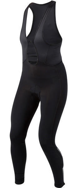 Pearl Izumi Women's Pursuit Cycling Thermal Bib Tight Color: Black