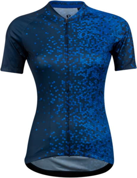 Pearl Izumi Attack Jersey - Women's Color: Navy/Lapis Hex