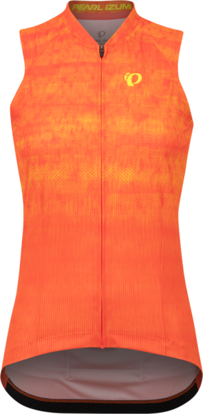 Pearl Izumi Women's Attack Sleeveless Jersey Color: Bioviz Tidal