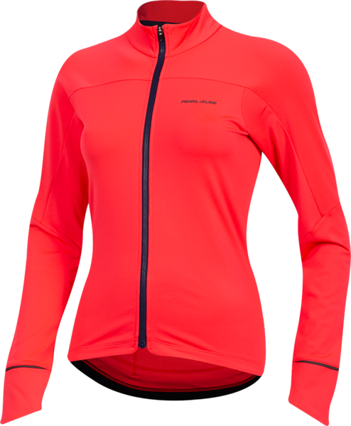 Pearl Izumi Women's Attack Thermal Jersey Color: Atomic Red