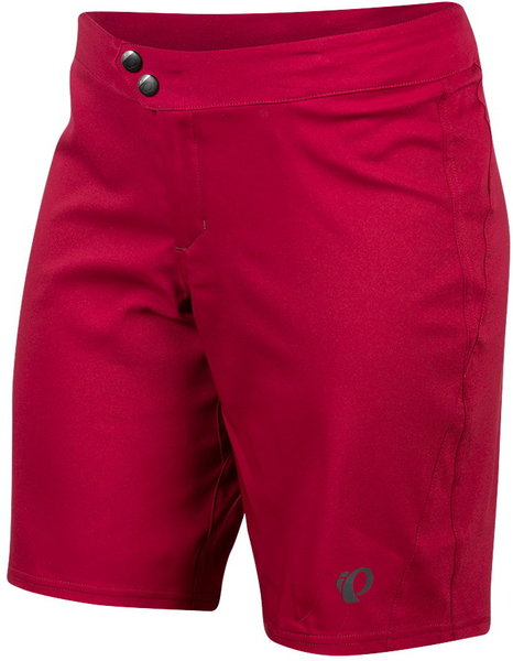 Pearl Izumi Women's Canyon Shorts Color: Beet Red