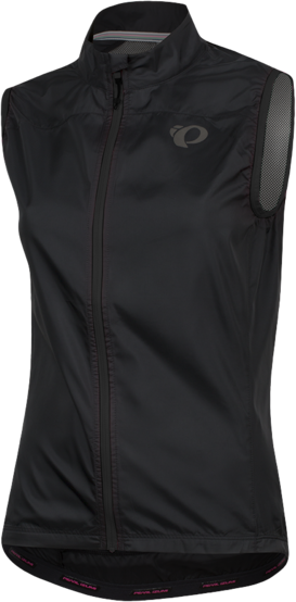 Pearl Izumi Women's ELITE Escape Barrier Vest Color: Black