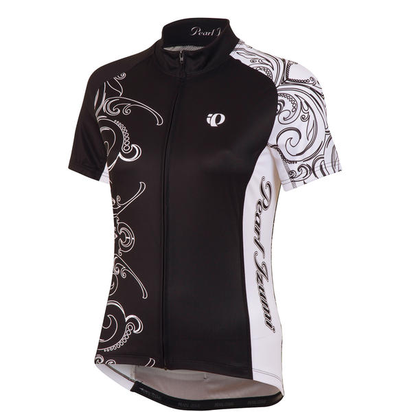 Pearl Izumi Women's Elite LTD Jersey Color: Black Scroll