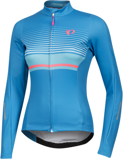 Pearl Izumi Women's ELITE Pursuit Thermal Graphic Jersey