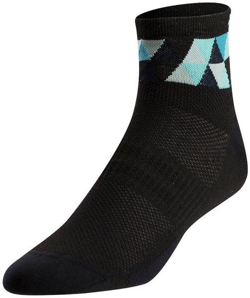 Pearl iZUMi Womens Elite Socks Smoked Pearl Vista Large