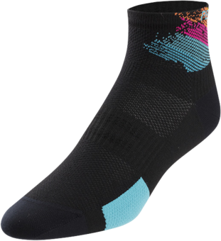 Pearl Izumi Women's ELITE Socks Color: Diffuse Prism