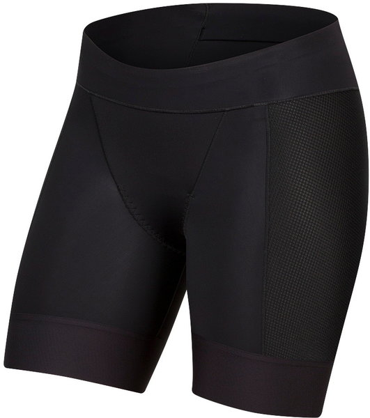 Pearl Izumi Women's ELITE Tri 6-inch Shorts Color: Black