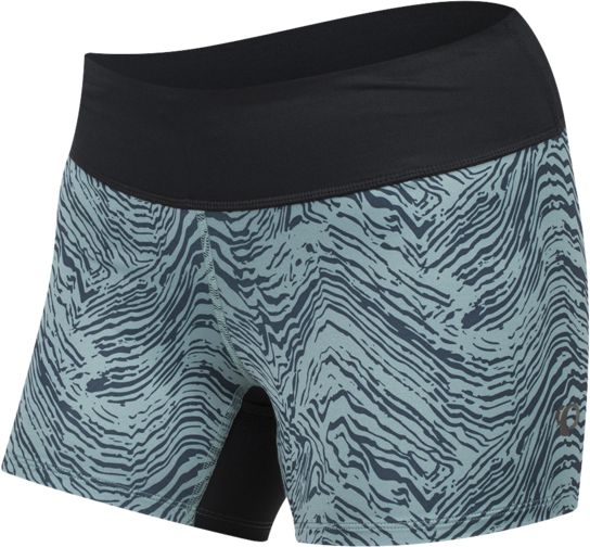 Pearl Izumi Women's Escape Shorts Tight Print