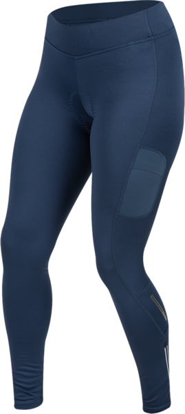 Pearl Izumi Women's Escape Sugar Thermal Cycling Tight Color: Navy One
