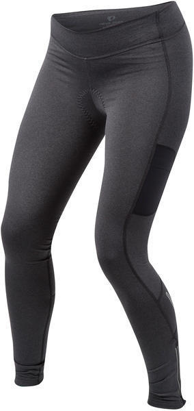 Pearl Izumi Women's Escape Sugar Thermal Cycling Tight Color: Phantom Heather