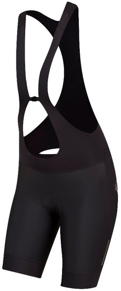 Pearl Izumi Women's Interval Bib Shorts Color: Black