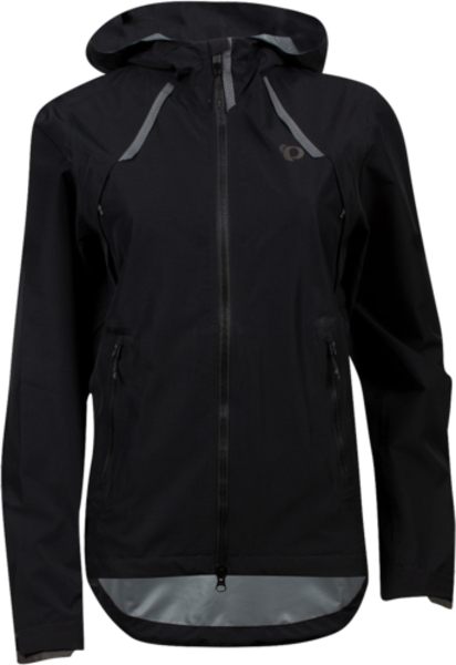 Pearl Izumi Women's Monsoon WxB Hooded Jacket Color: Black