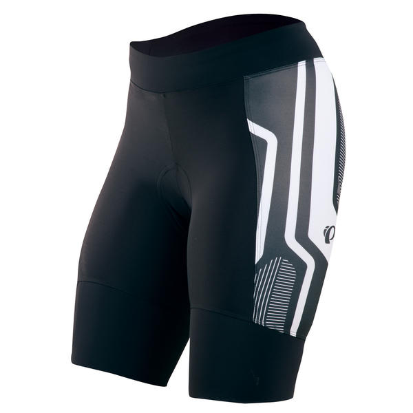 Pearl Izumi Women's P.R.O. Leader Shorts Color: Black/White