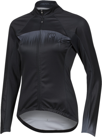 Pearl Izumi Women's Pursuit / BLACK Softshell 180 Jacket Color: Black Rush