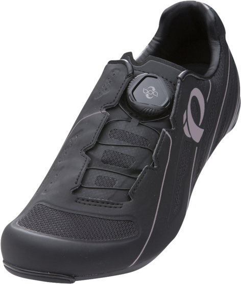Pearl Izumi Women's Race Road v5 Color: Black/Black