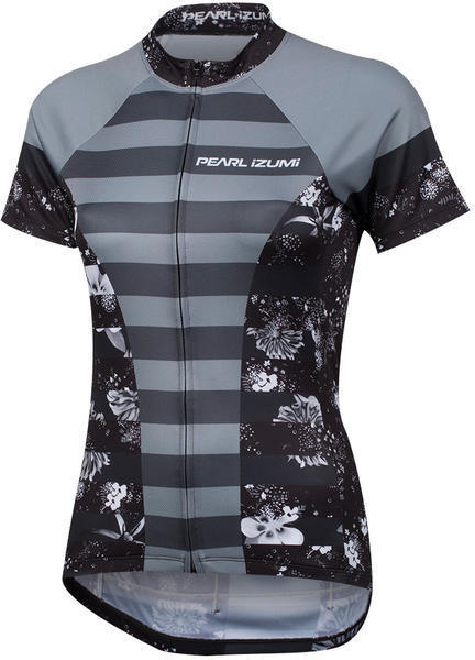 Pearl Izumi Women's SELECT Escape LTD Jersey Color: Muse Smoked Pearl