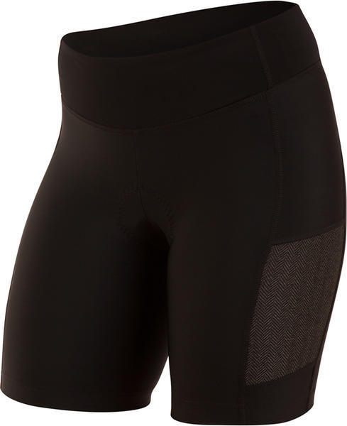 Pearl Izumi Women's SELECT Escape Short Color: Black / Black Herringbone