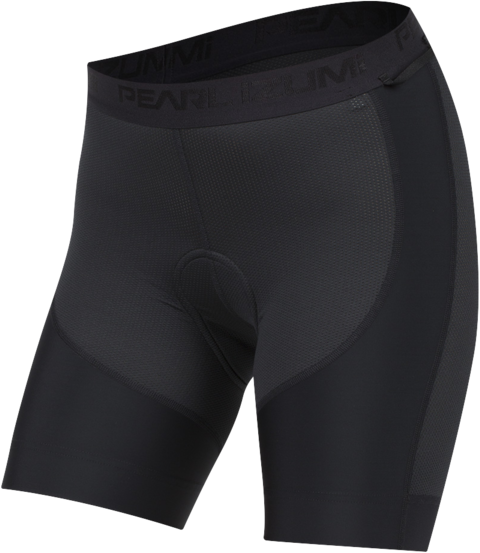 Pearl Izumi Women's SELECT Liner Shorts Color: Black