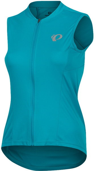 Pearl Izumi SELECT Pursuit Sleeveless Jersey - Women's Color: Breeze/Teal