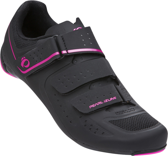 Pearl Izumi Women's SELECT Road v5 Studio Color: Black/Black